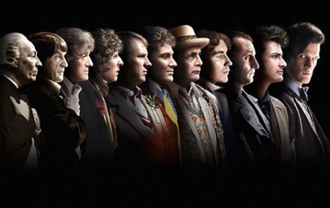 "WHO IS 50? The British television series ""Doctor Who"" turned 50 on November 23.  For years, the series had only a small number of fans in the United States, but it has recently reached new heights of popularity, even at John Sevier Middle School."