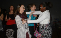 Sevier winter dance attracts a large crowd