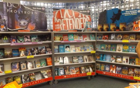The scholastic book fair returns to John Sevier Middle School