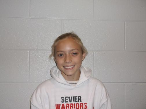 Sasha is a two-time state champion in Cross Country.