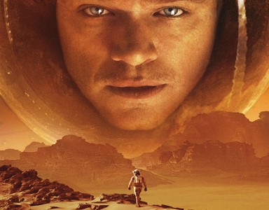 Pass the Popcorn: The Martian Review
