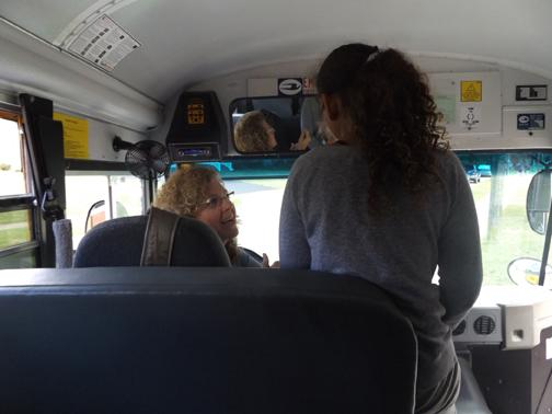 KCS bus drivers face many challenges