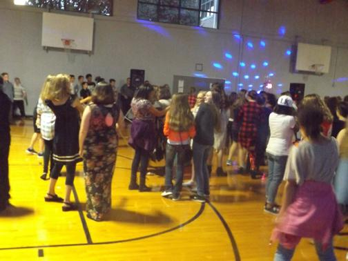 Fall Dance Excites Sevier Students