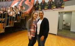 Former student returns to school as dance coach