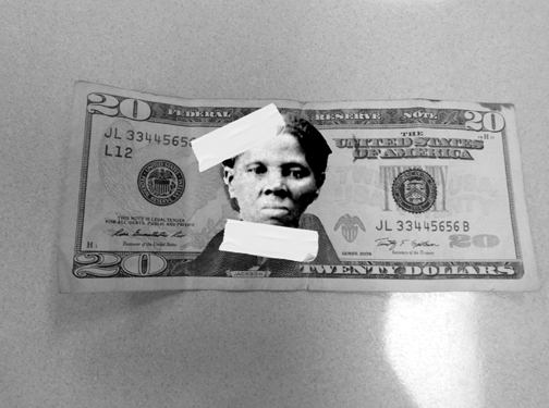 LONG WAY OFF. Adding Harriet Tubman to the $20 bill has been delayed from 2020 until at least 2028.