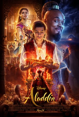 "A NEW CARPET RIDE. The live-action remake of the classic ""Aladdin"" has won over audiences."