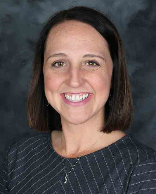 NEW AND IN CHARGE. Beth Cohen, a former Dobyns-Bennett High School administrator, has been named interim principal at Robinson Middle.