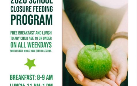 FOOD FOR STUDENTS. Kingsport City Schools has put a system in place to help provide meals for students during school closure.