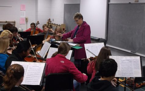 Former orchestra teacher leaves a legacy of love
